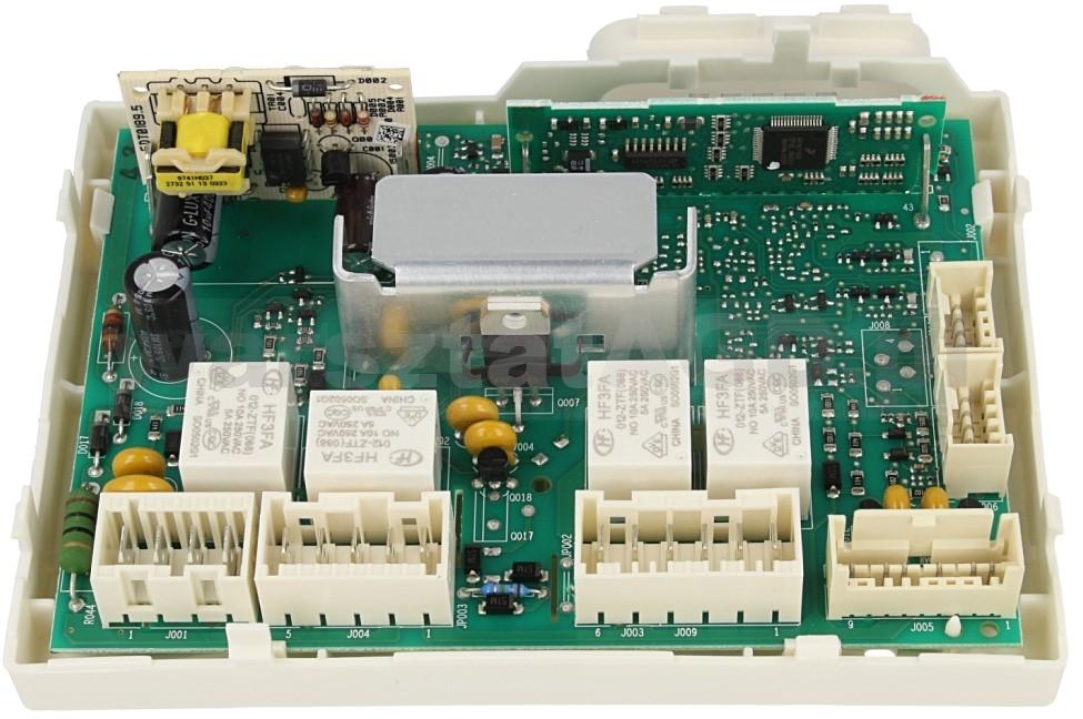 Схемы электронных модулей indesit